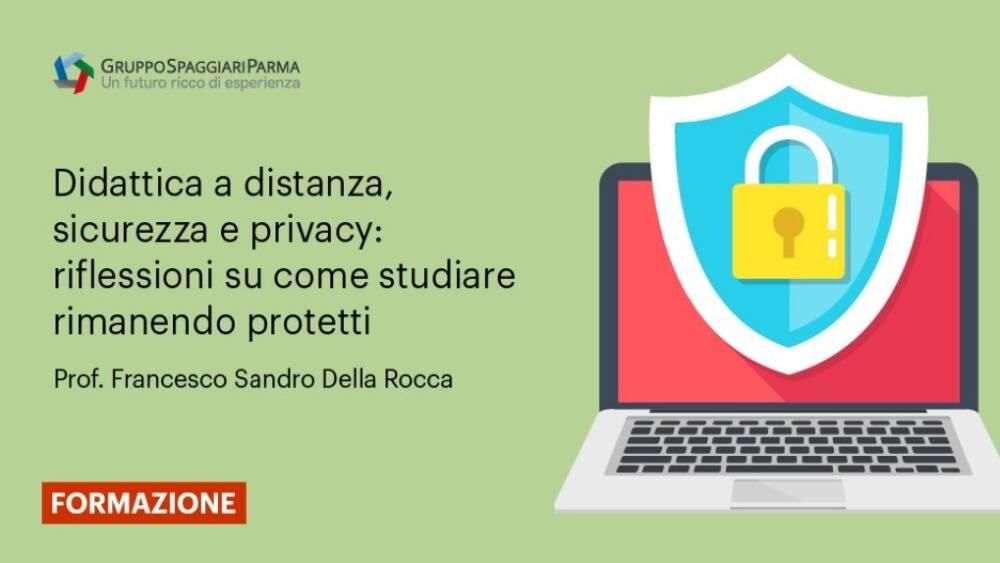 Immagine di Didattica a distanza, sicurezza e privacy riflessioni su come studiare rimanendo protetti