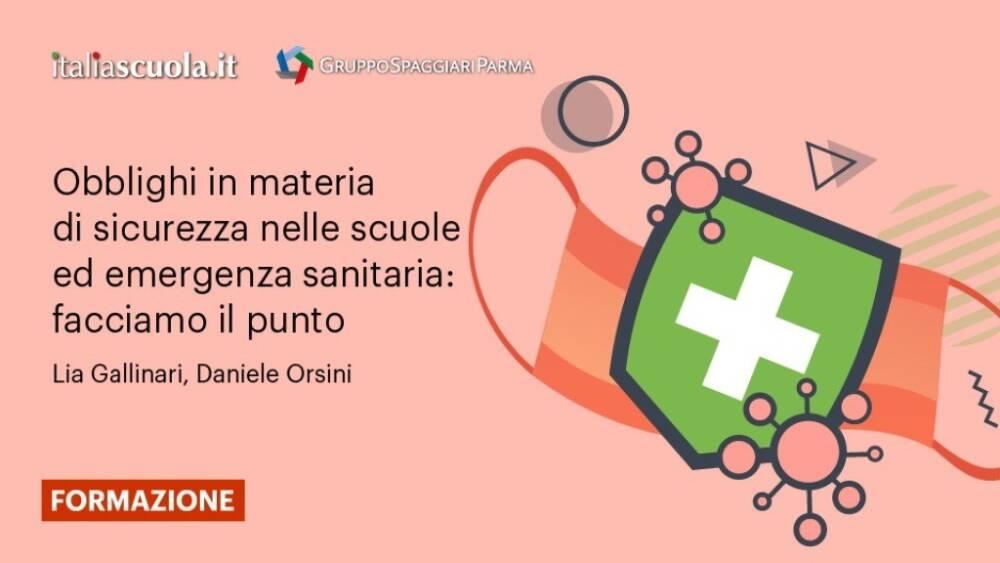 Immagine di Obblighi in materia di sicurezza nelle scuole ed emergenza sanitaria: facciamo il punto