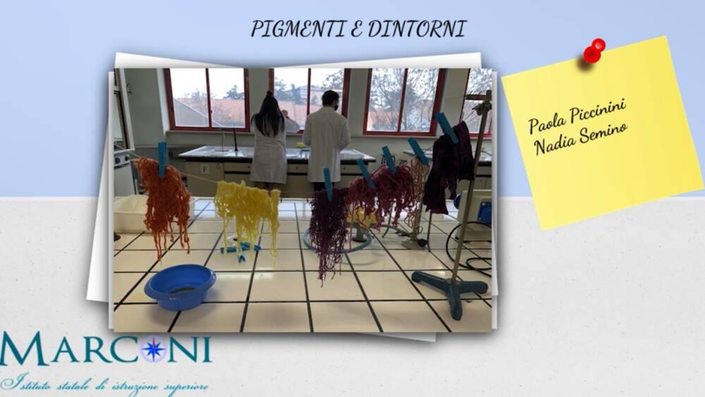 pigmenti e dintorni