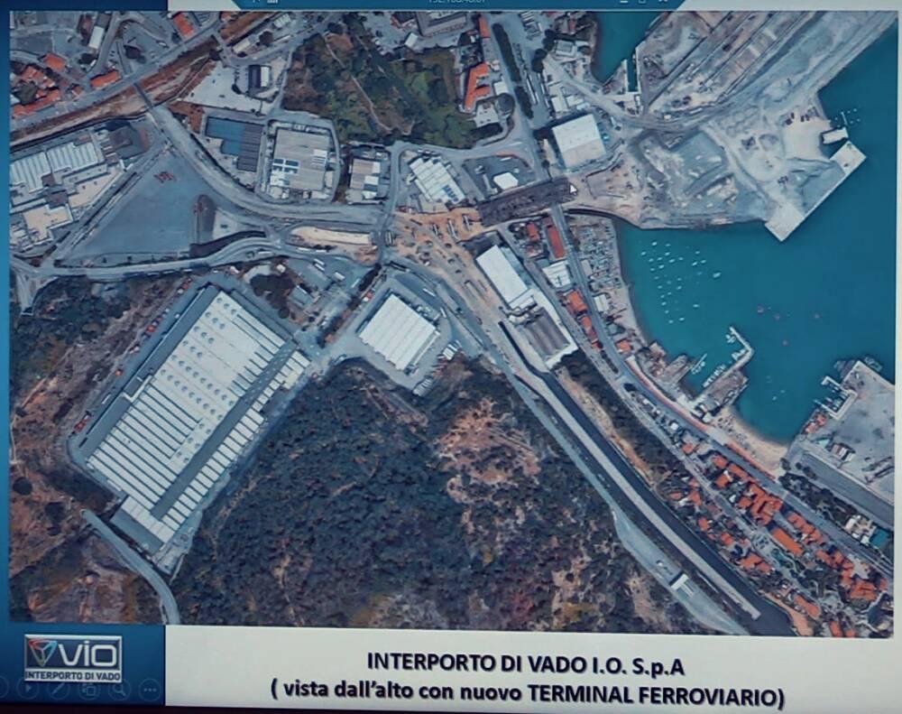 Planimetria Interporto