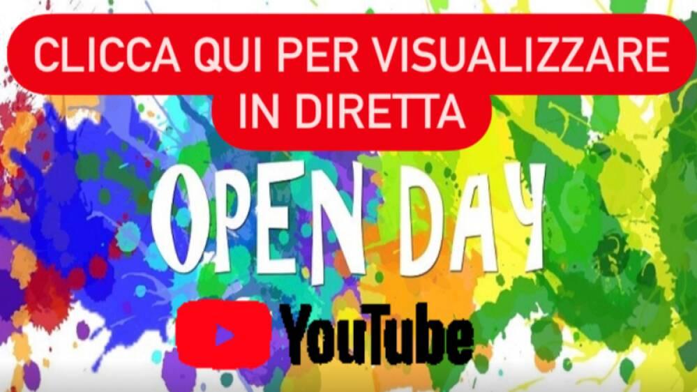 open days diretta