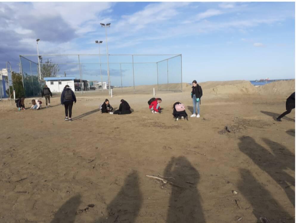 Spiaggia Falconara