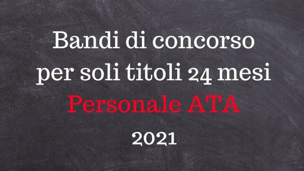 concorso ATA