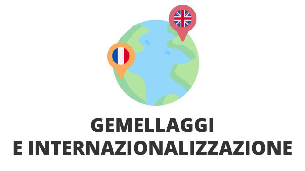 Gemellaggi e internazionalizzazione
