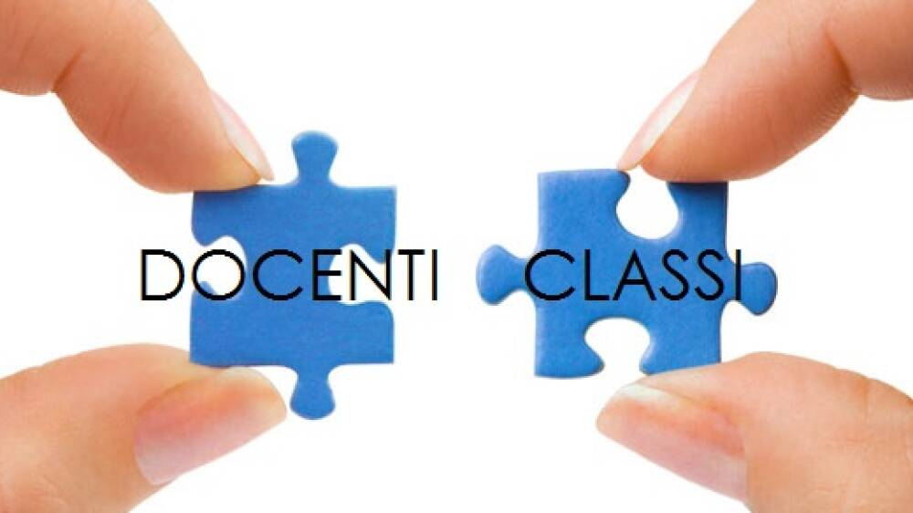 Immagine di Assegnazioni dei docenti alle classi A.S. 2020-21