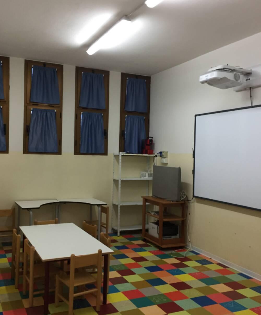 aula polifunzionale