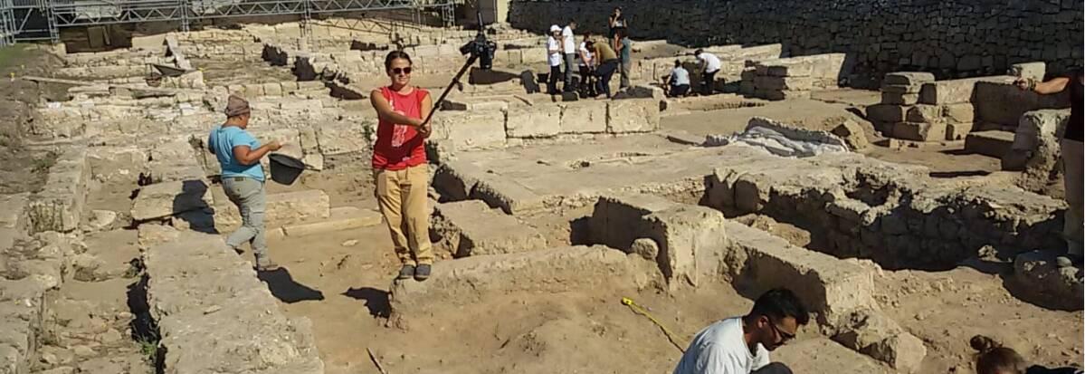 PCTO Egnazia scavo