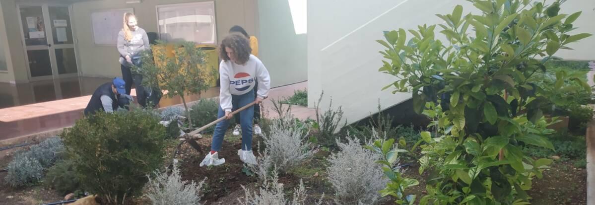 PON - Progetto Orto Botanico