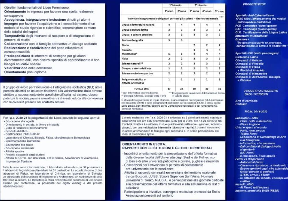 Brochure orientamento 20-21 interno