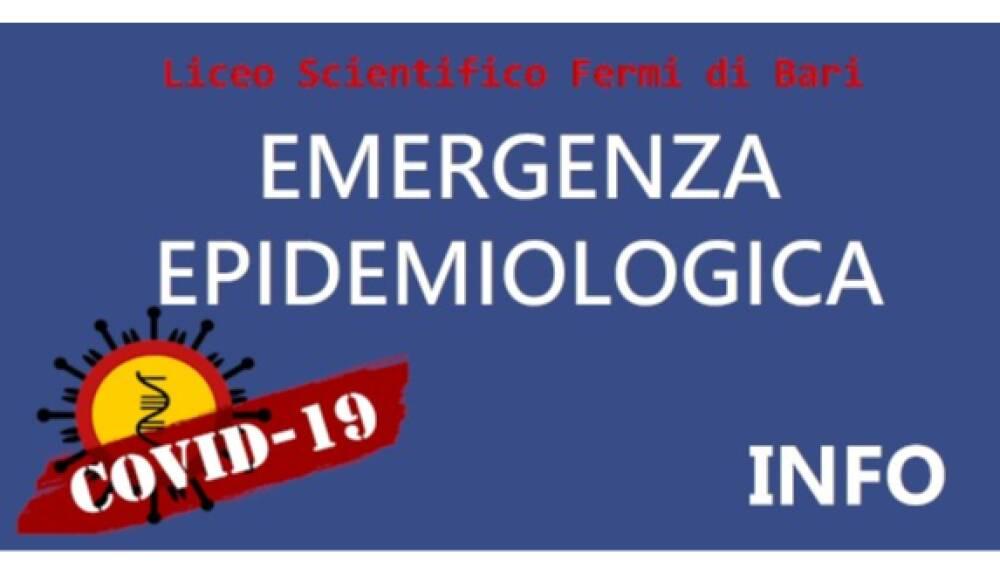 Emergenza COVID19