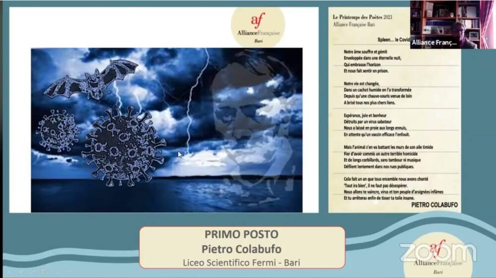 Cartolina Colabufo fronte