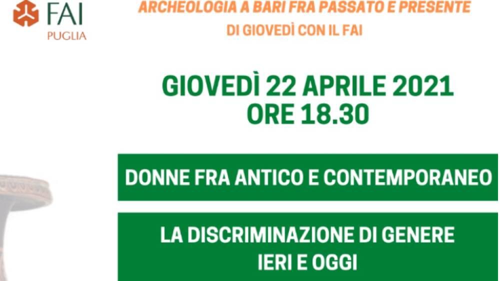 Locandina Archelogia 22 aprile 2021