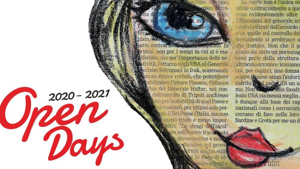 Open days 2020 2021