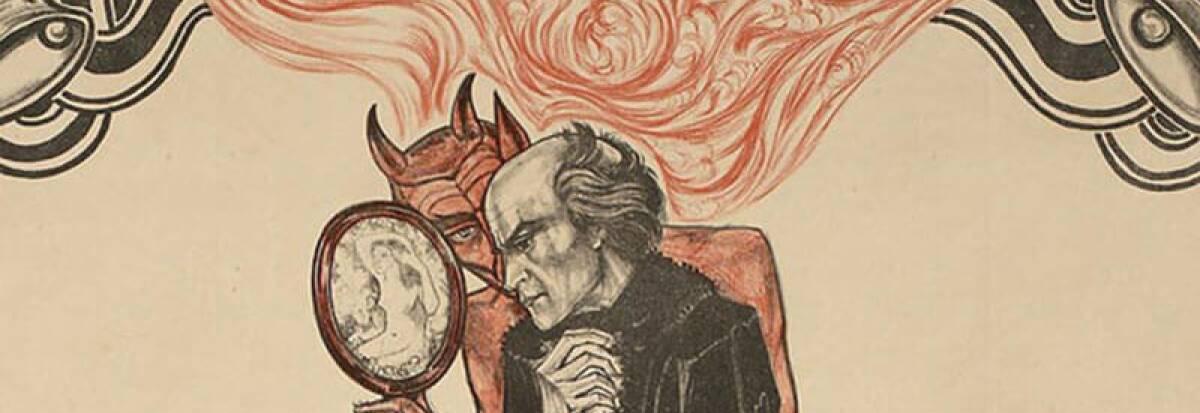 """Die Wette biete ich"", La scommessa di Faust"