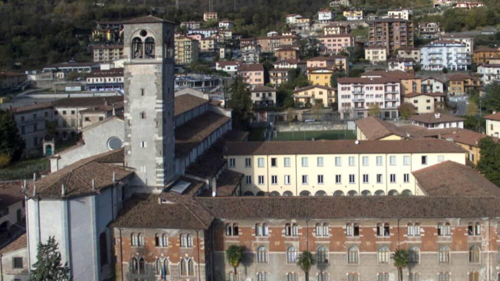 Foto Convitto Drone