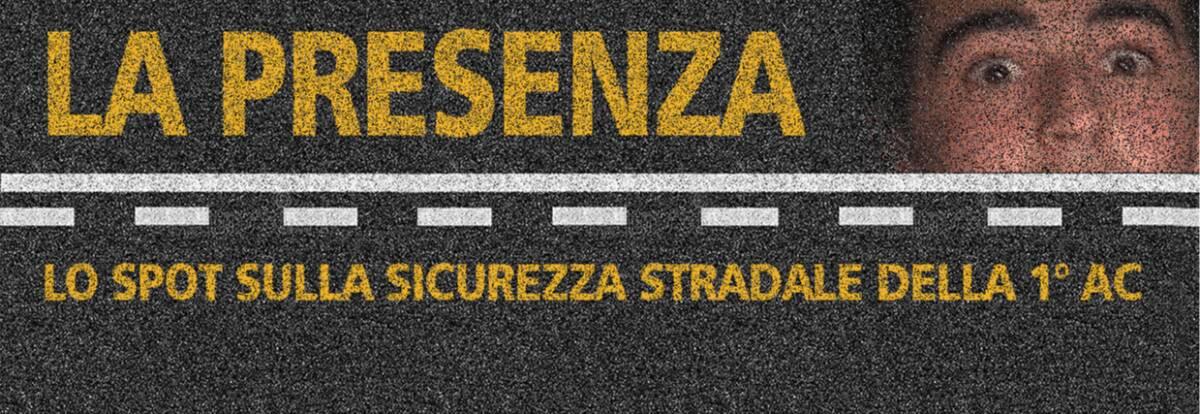 Spot Sicurezza Stradale classe 1AC