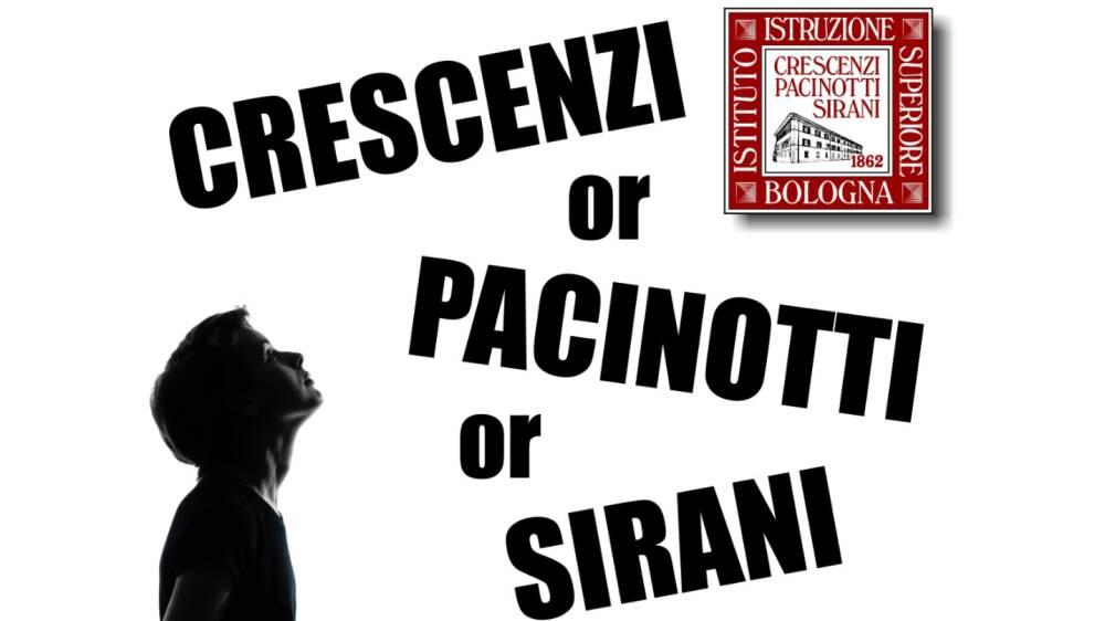 Crescenzi - Pacinotti o Sirani