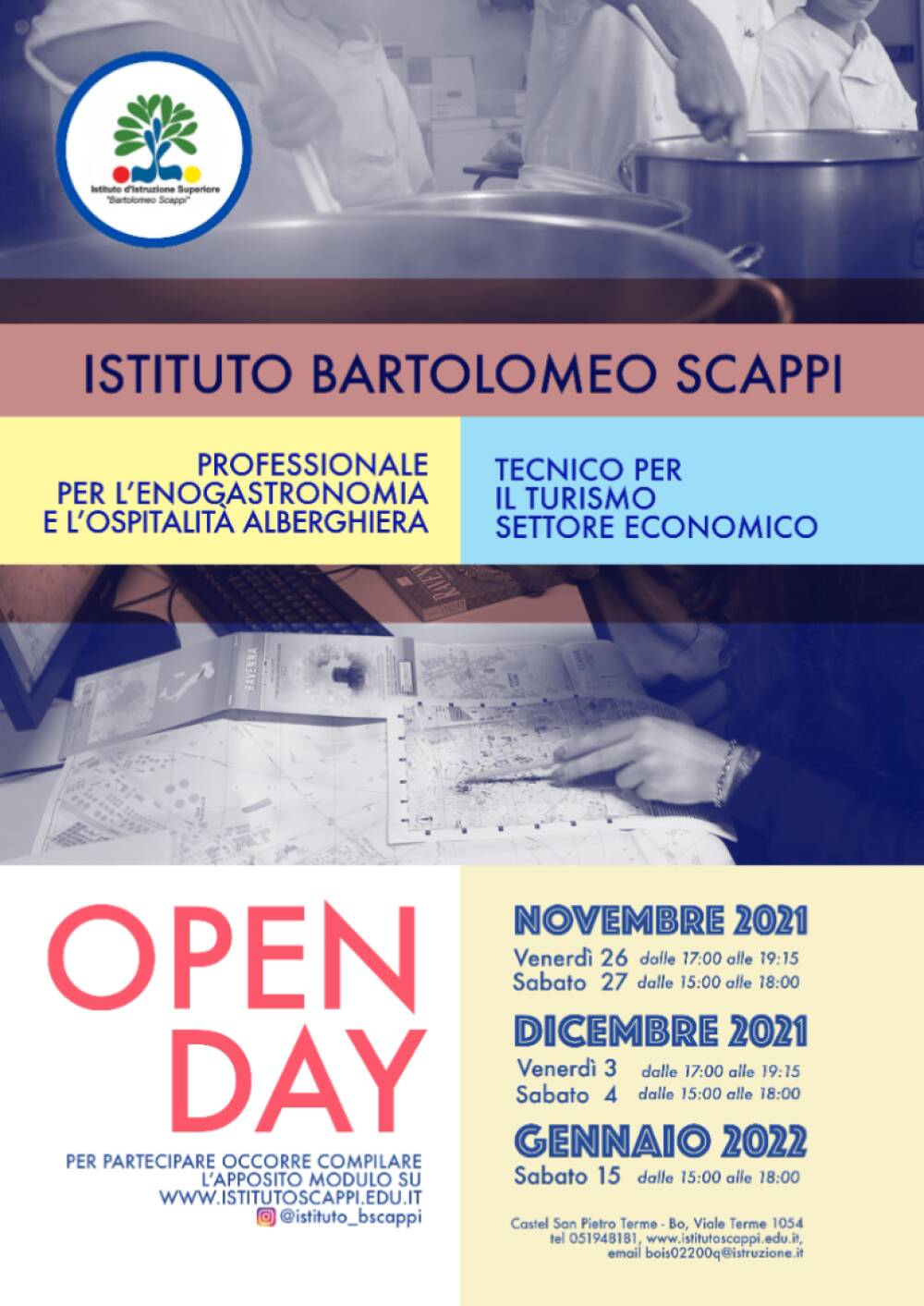 poster Open day