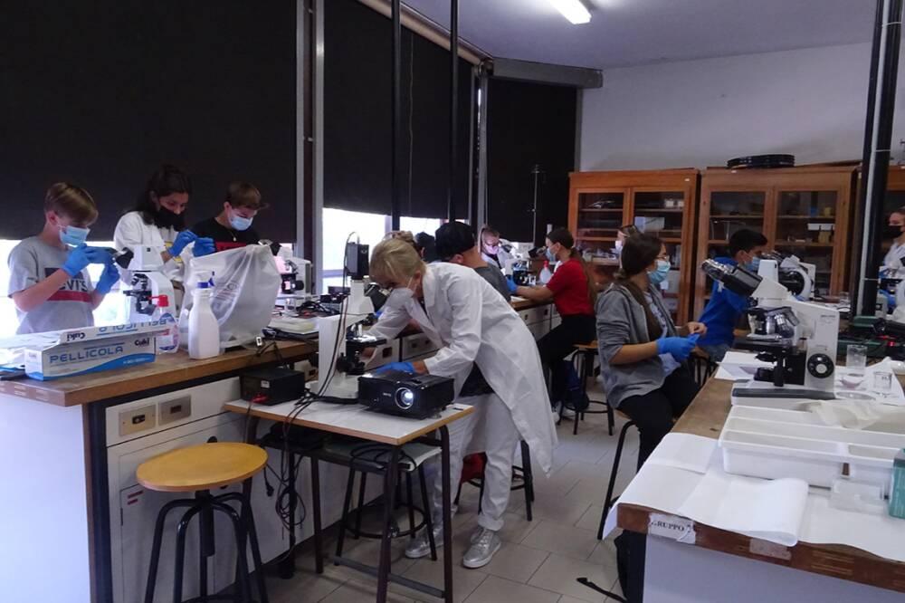 Laboratorio Scienze 2