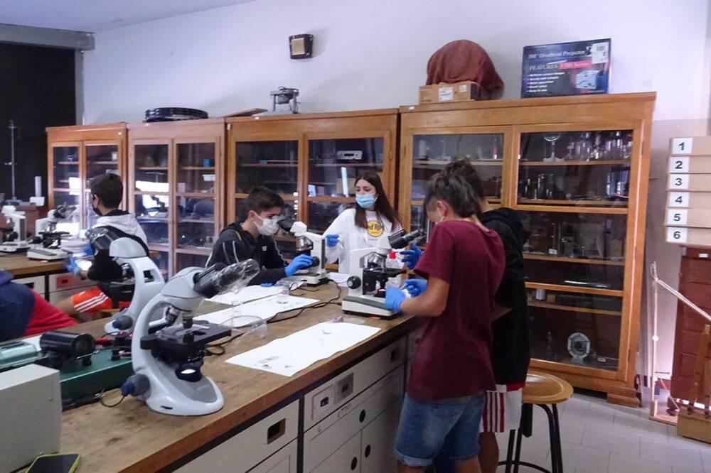 Laboratorio Scienze 3