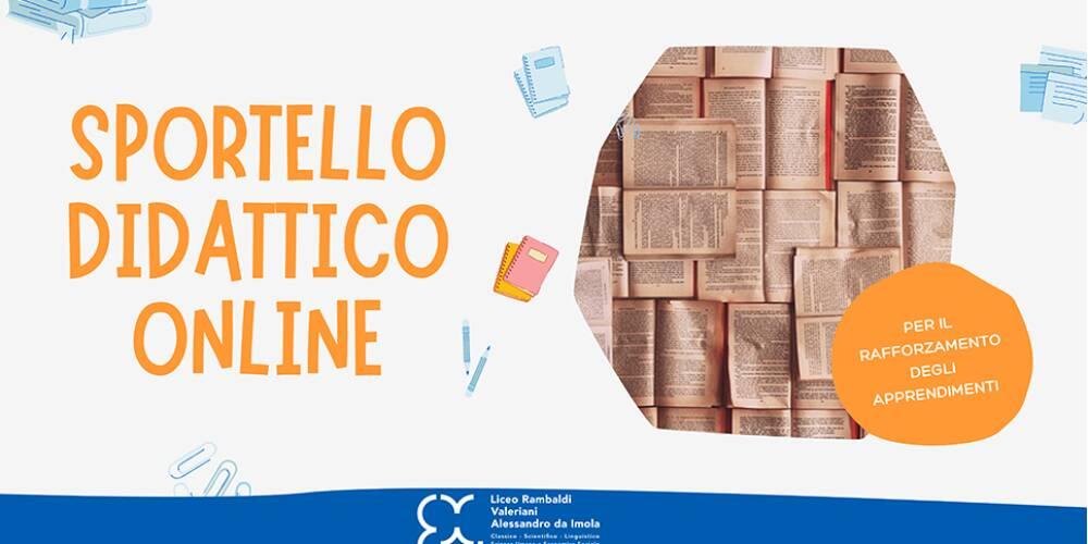 Sportello didattico on line