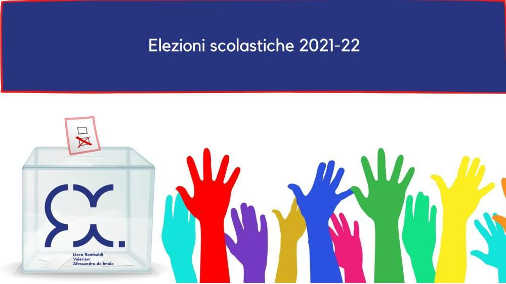 Elezioni scolastiche 2021-22