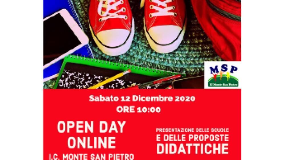 open day secondaria