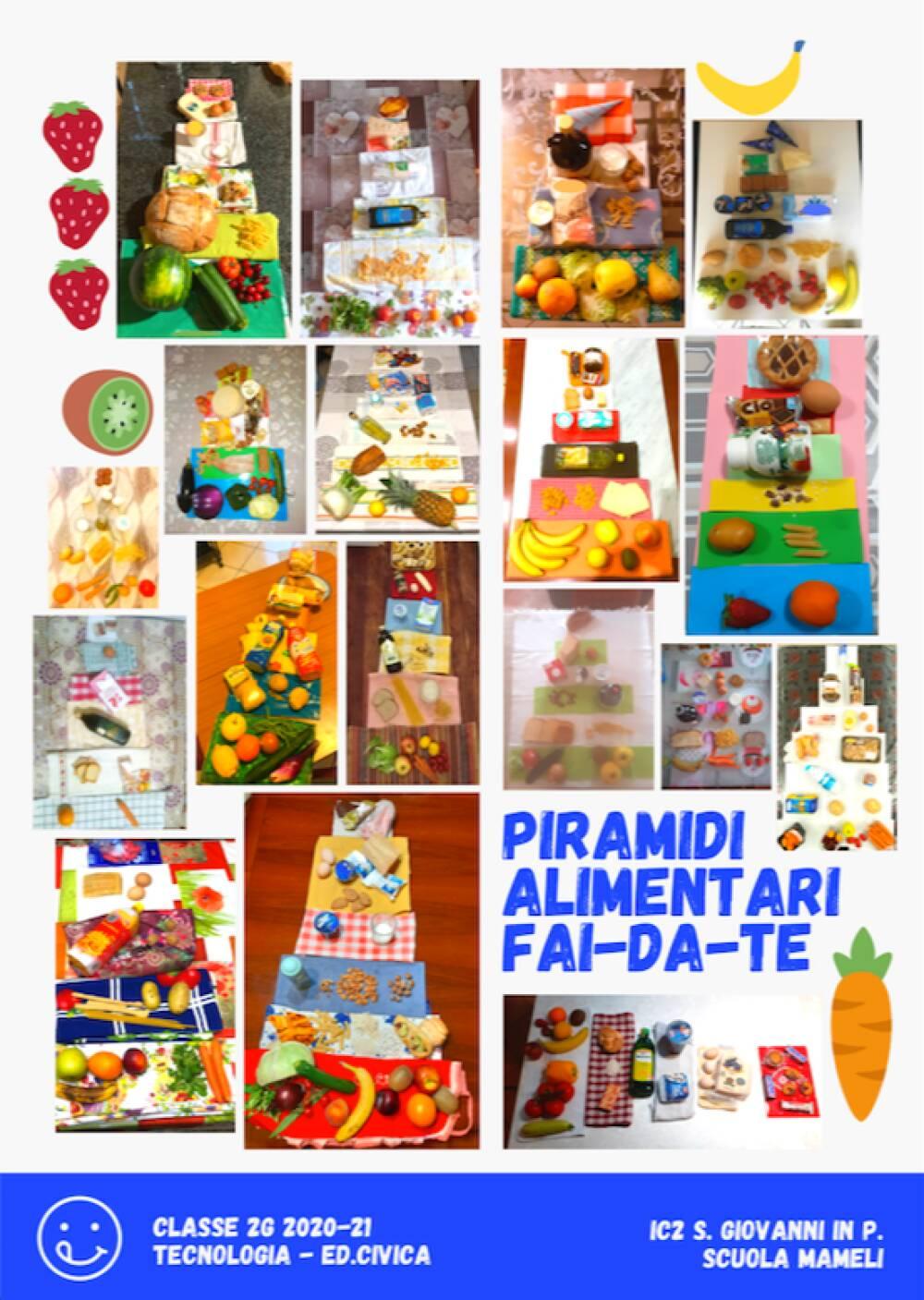 2G Piramidi alimentari 20-21