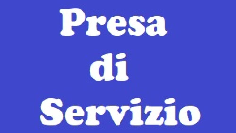 Presa di Servizio