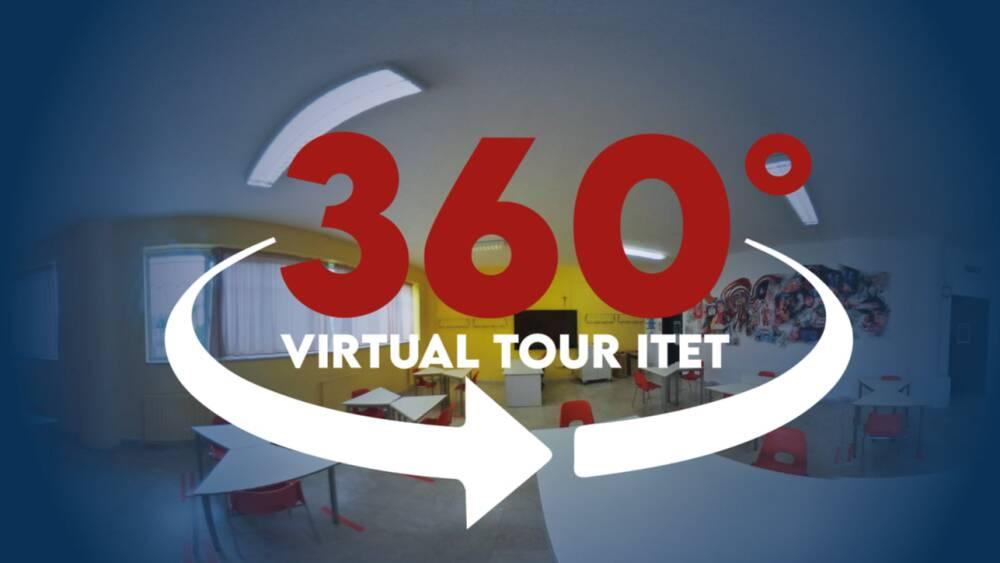 Virtual 360° Tour Itet