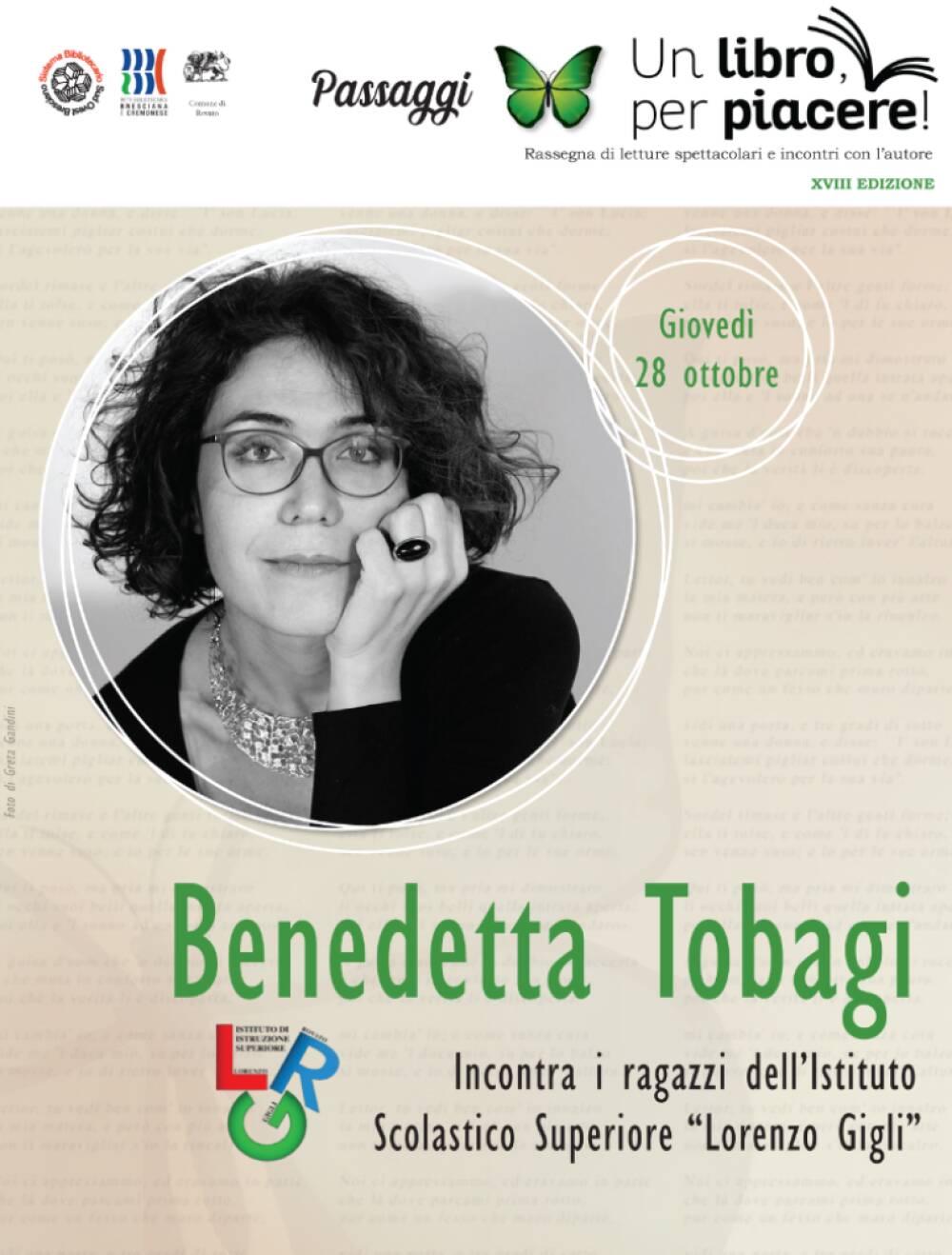 28_ottobre_incontro_con_benedetta_locandina