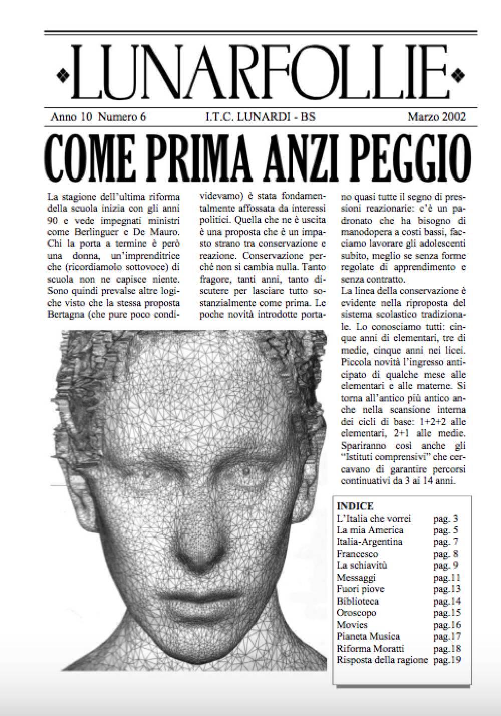 Lunarfollie Marzo 2002