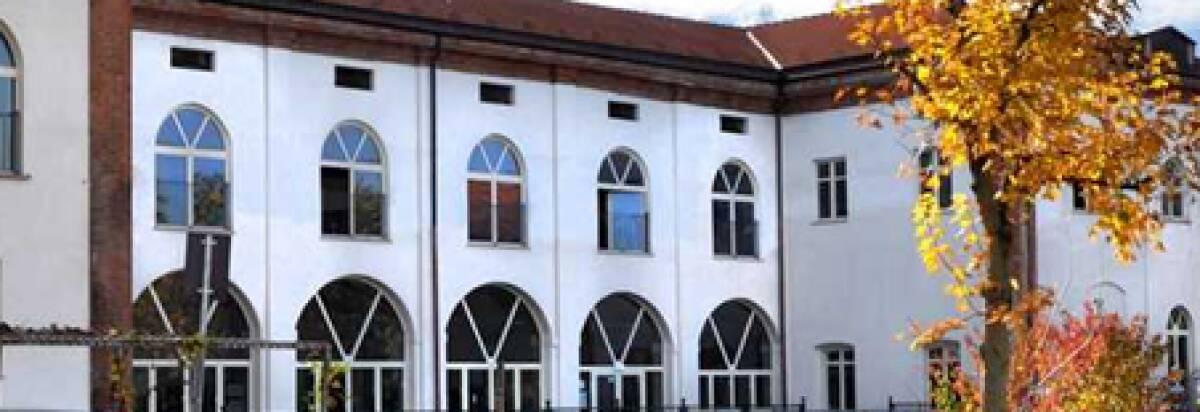 """Liceo Artistico """"Gallizio"""" - facciata"""