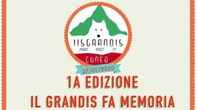 Immagine di Il Grandis fa Memoria - 1° edizione