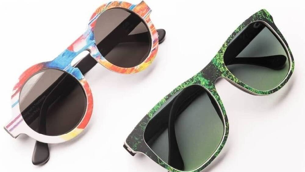 Immagine di Raccolta occhiali da sole Usati