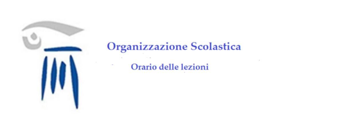 Organizzazione e orario delle lezioni