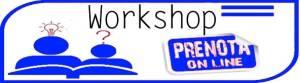 Prenota la tua sessione di Workshop
