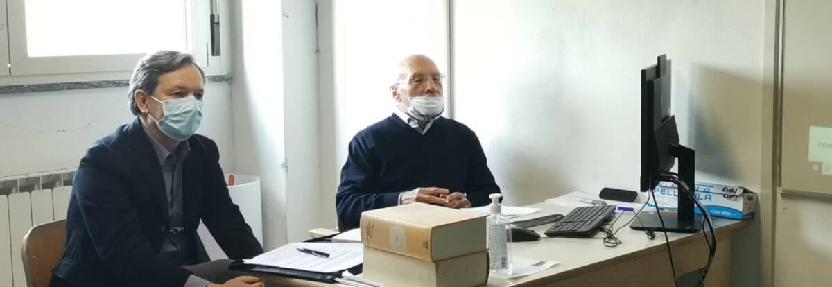 Dottor Melchionna Ispettore Perotti