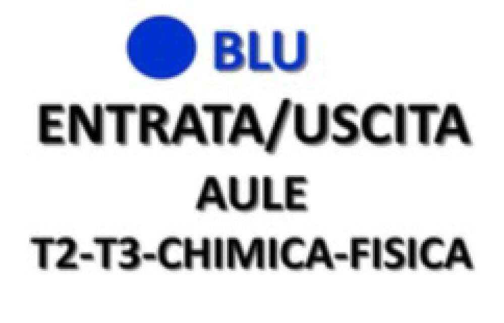 Ingresso Blu