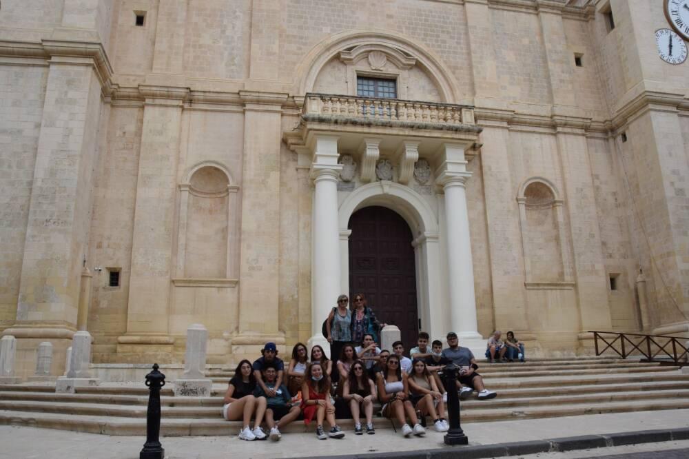St.Paul's Co- Cathedral, La Valletta