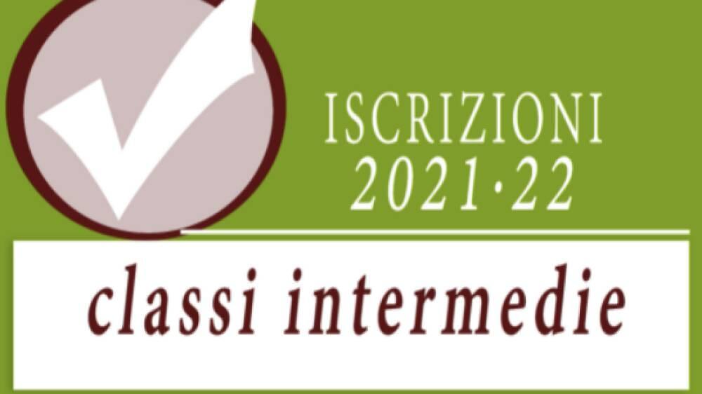 iscrizione classi inter