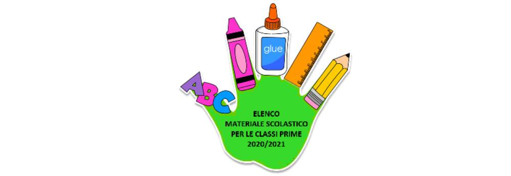 MATERIALE CLASSI PRIME A.S 2020-2021- SCUOLA PRIMARIA