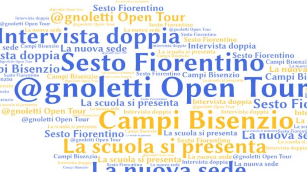 @gnoletti Open Tour