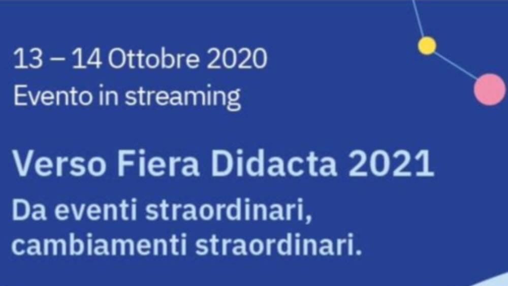 Immagine di Verso Fiera Didacta 2021