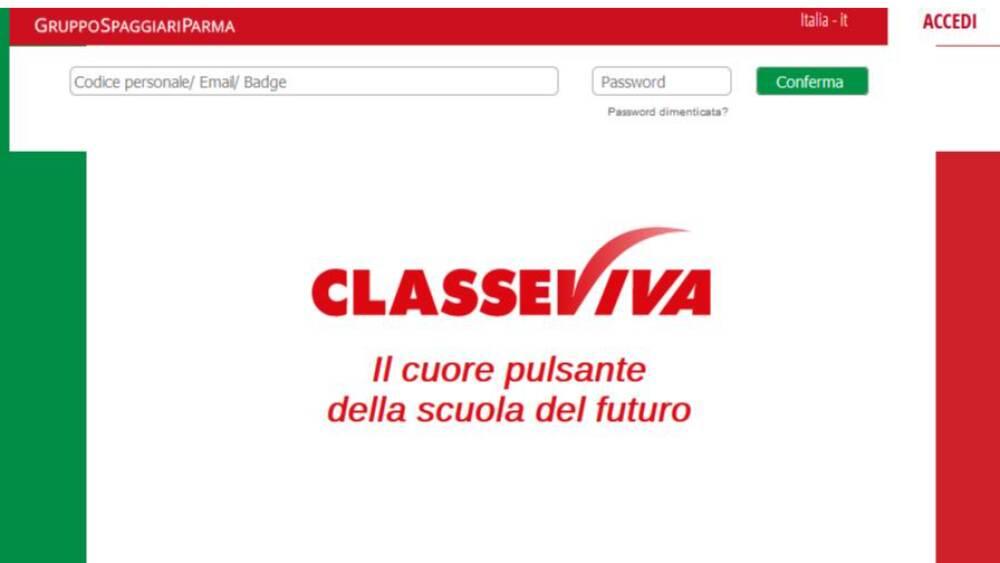 classe viva accesso