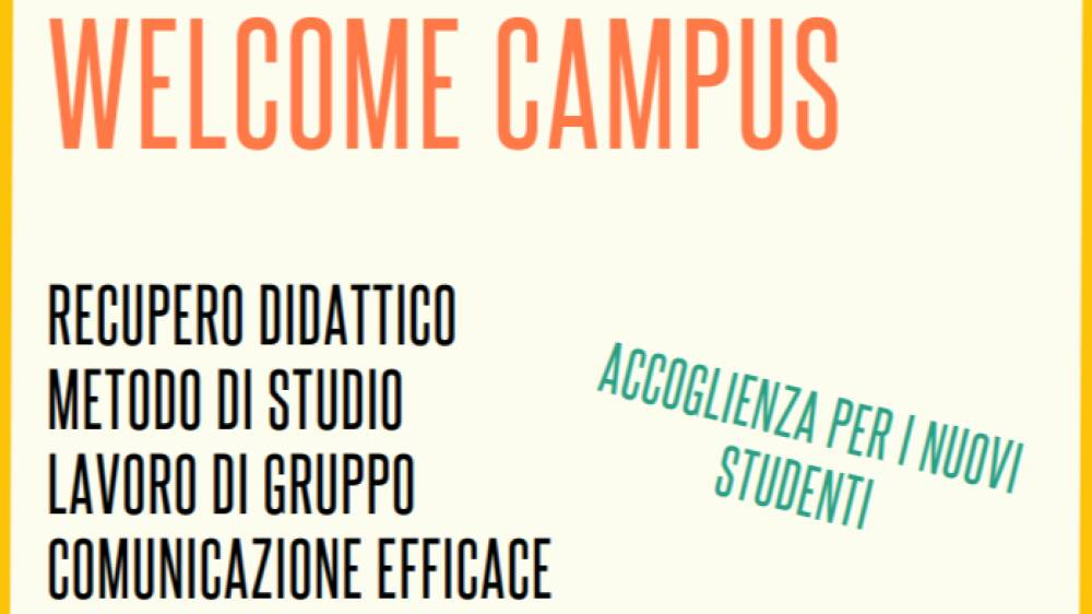 welcome campus