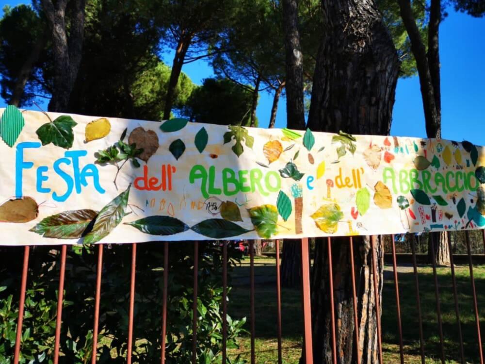 festa dell'albero gobetti