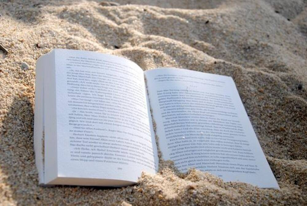 Libro sulla sabbia