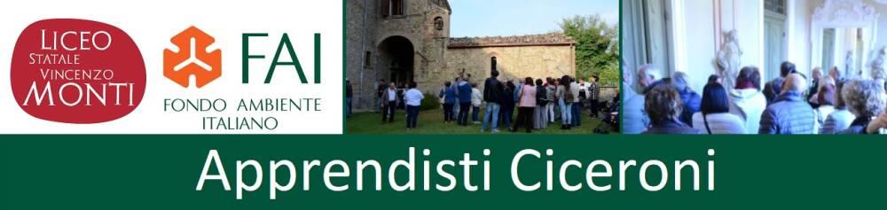 Intestazione Apprendisti Ciceroni FAI