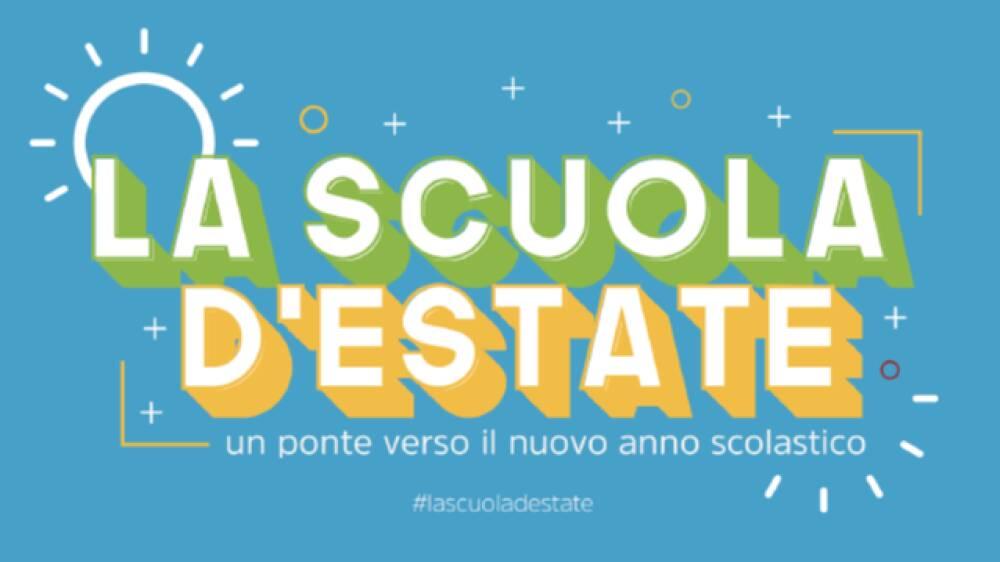 Scuola Estate Logo Miur